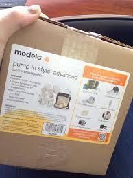 Breast Pump Box