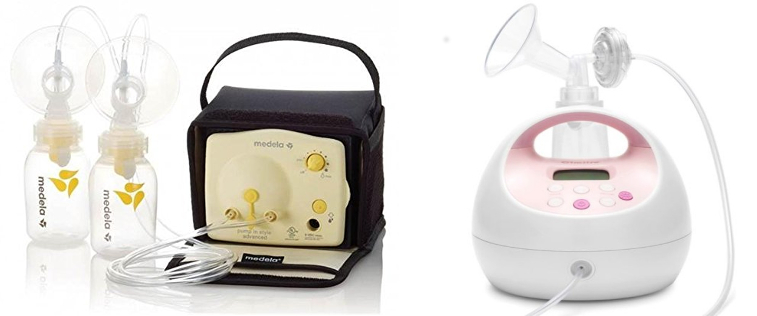 Hospital grade breast pump vs insurance breast pump